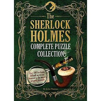 Den Sherlock Holmes komplet puzzle collection - over 200 djævelsk d
