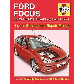 Ford Focus 01-05 Service en reparatie handleiding