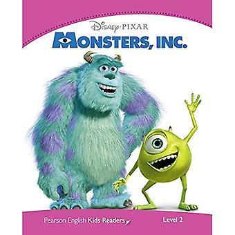 Pinguïn kinderen 2 Monsters Inc Reader (Penguin kinderen (Graded lezers))
