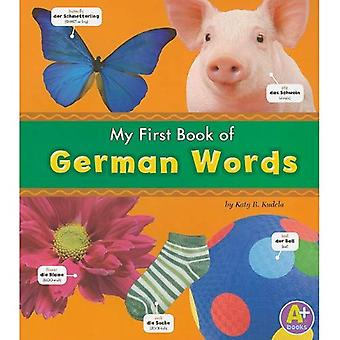 My First Book of German Words
