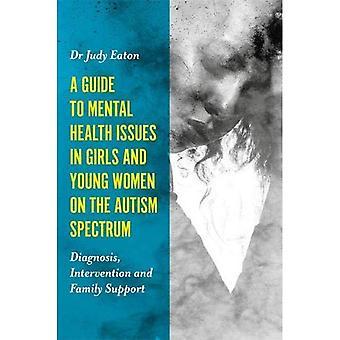 Una guida per problemi di salute mentale in ragazze e giovani donne sullo spettro di autismo: diagnosi, intervento e sostegno alle famiglie