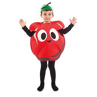 Apple Apple costume child kids costume costume fruit