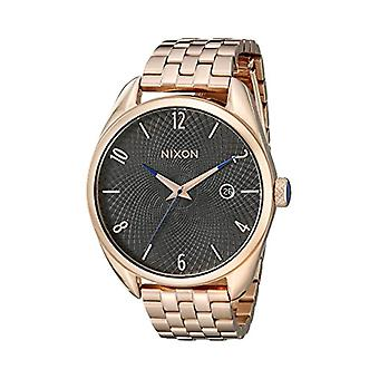 Nixon Analog quartz ladies with stainless steel strap F54-2046-00