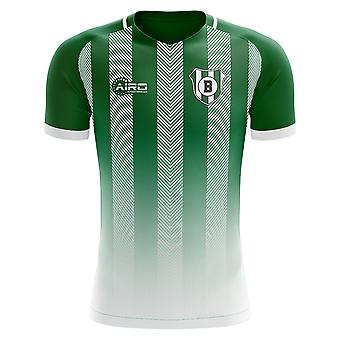 2020-2021 Real Betis Home Concept Football Shirt - Kids