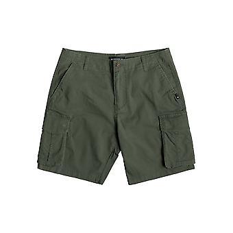 Quiksilver Freemantle Cargo Shorts in Thyme