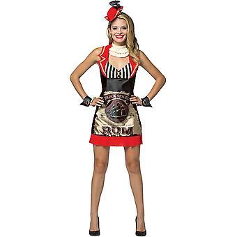 Rom kvinnliga kostym