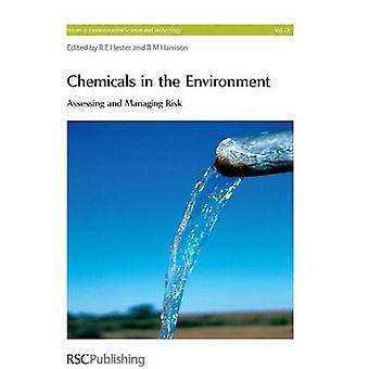 Chemikalien in der Umwelt bewerten und Risikomanagement von Harrison & R M