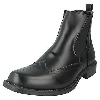 Mannen Maverick Sarto Chelsea Boots A3039