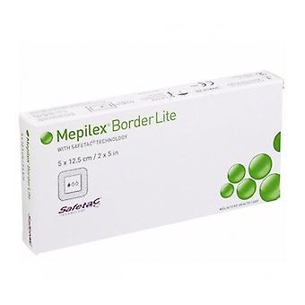 Mepilex Border Lite 5X12.5 Cm 281166 10