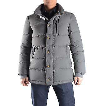 Geospirit Ezbc203011 Men's Grey Nylon Outerwear Jacket