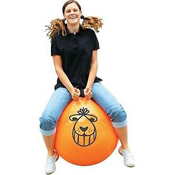 Retro Space Hopper opblaasbare Bouncer