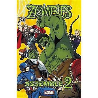 Zombies Assemble Vol. 2 Manga by Yusaku Komiyama - 9780785194613 Book