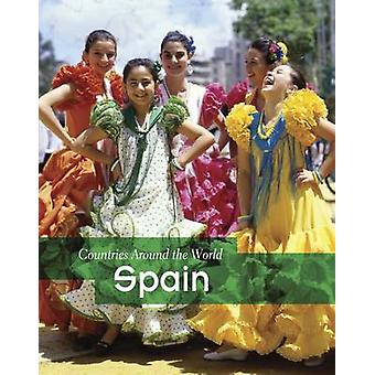 Spain by Charlotte Guillain - 9781432961374 Book