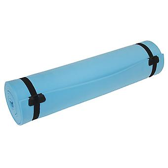 Yellowstone Insulating Foam Camping Mat Blue 1800x500x6mm