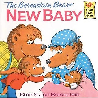The Berenstain Bears' New Baby (Berenstain Bears First Time Chapter Books (Prebound))