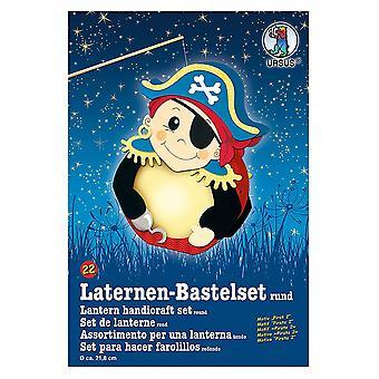 Ursus Lantern Craft Kit Pirate 2 Toy
