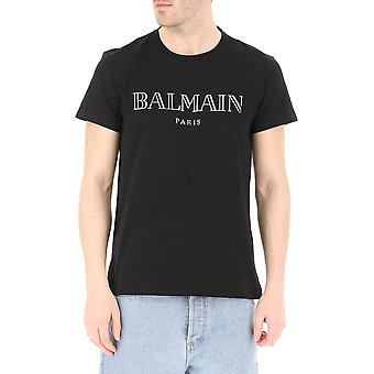 Tee Shirt Stretch Rh11601  -  Balmain