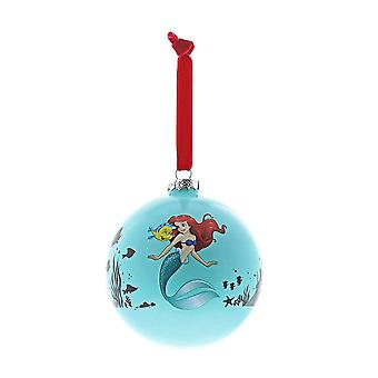 Disney Enchanting Collection 'Life is Bubbles' Ariel and Flounder Bauble