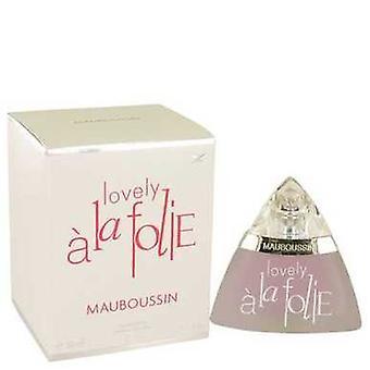 Mauboussin Lovely A La Folie By Mauboussin Eau De Parfum Spray 1.7 Oz (women) V728-537154