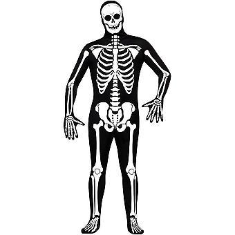 Body Skeleton Adult Costume