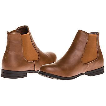 Sara Z naisten PU Chelsea Boot