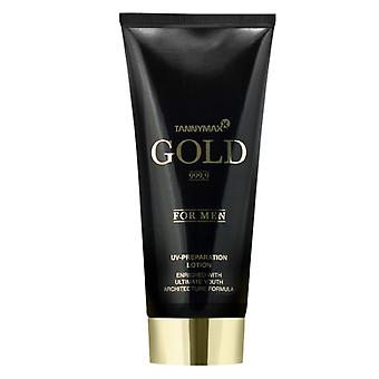 Tannymaxx Gold 999 For Men Natural Sunless Hydrating Bronzing Tan Lotion 200ml