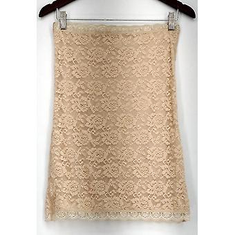 Slim ' N Lift Aire Shaper Lace embelezado emagrecimento deslizamento nude bege C41060