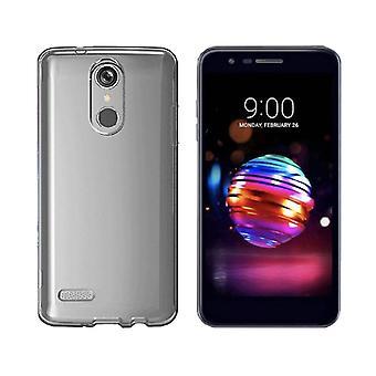 LG K10 2018 Transparent fodral - Coolskin3t