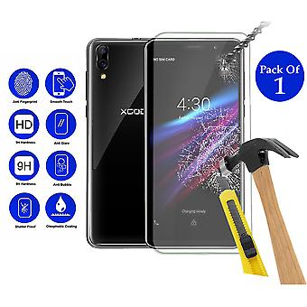 Pack of 1 Tempered Glass Screen Protection For Xgody D26 5.5