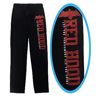 Red Hood Let the Punishment Fit Men-apos;s Pantalon de pyjama