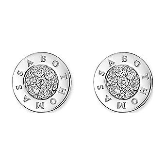 Thomas Sabo Earrings with White Diamond by Silver Woman 925