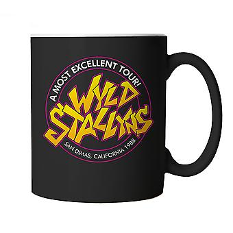 Wyld Stallyns Bill & Ted film inspireret krus-TV & Movie Cup gave