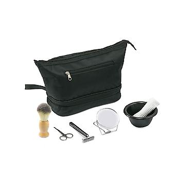 Upper Canada All About Men 7 Piece Travel Shaving Kit
