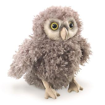 Hand Puppet - Folkmanis - Owlet New Toys Soft Doll Plush 3138