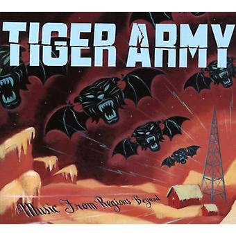 Tiger Army - Music From Regions Beyond [CD] USA import