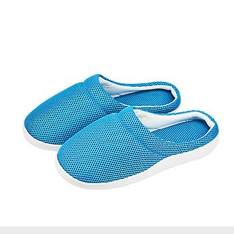 Unisex Anti Fatigue Bamboo Gel Slippers