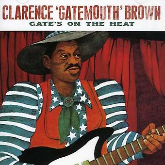 Clarence Gatemouth Brown - Gate's on the Heat [CD] USA import