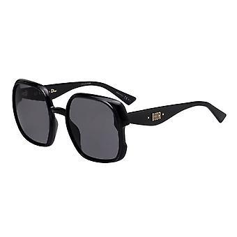 Dior Nuance 807/IR Black/Grey Sunglasses