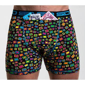 Technicolour Smokkel Duds Boxer Briefs | Boxer Shorts | Heren Ondergoed