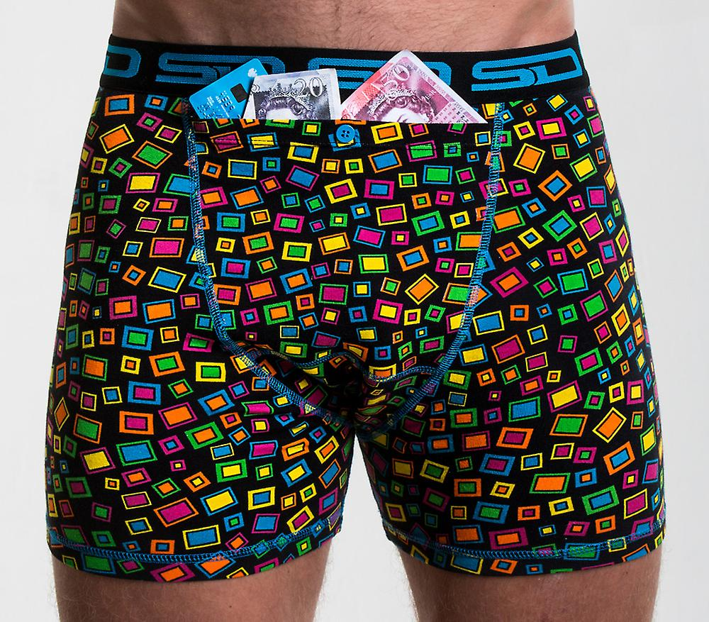 Smuggling Duds Stash Boxers - 4 Pack Core Collection