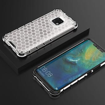 Huawei Mate 20 Pro silikoni kotelo shokki hybridi TPU suojaava läpinäkyvä kotelo suoja kotelo tarvikkeet uusi