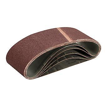 Sanding Belt 75x533mm 5pk - 60 Grit