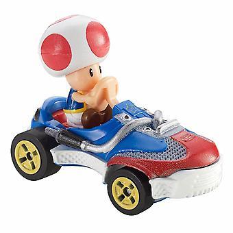 Hot Wheels Mario Kart - Toad Sneaker