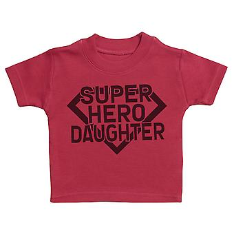 Superhero Family - Matching Set - Baby Bodysuit & Kids T-Shirt, Mum & Dad T-Shirt