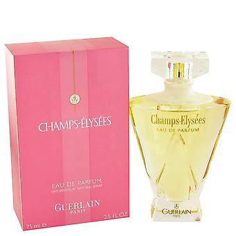 Champs elysees eau de parfum spray by guerlain 416527 75 ml