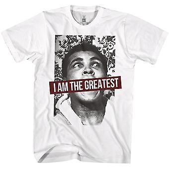 American Classics Muhammad Ali Liston Knockout T-Shirt - White