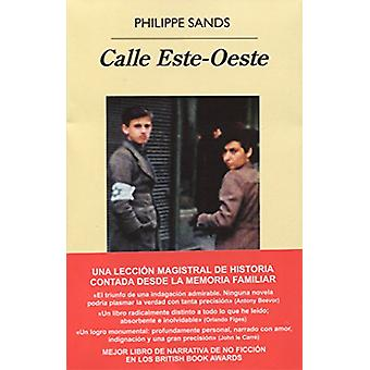 Calle Este-Oeste by Philippe Sands - 9788433979919 Book