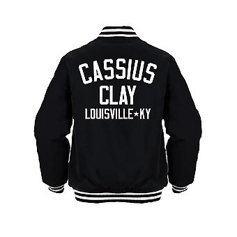 Cassius Clay boksing Legend Jacket