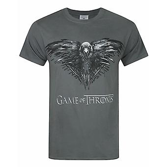 Game Of Thrones Three Eyed Raven Men-apos;s T-Shirt