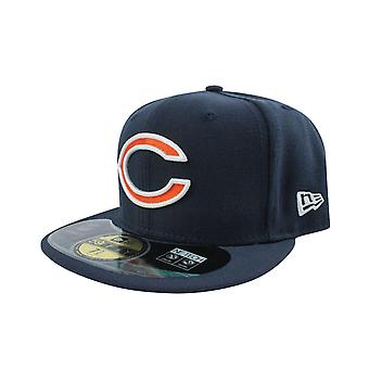 New Era 59Fifty NFL Chicago Bears C Logo GSH Cap